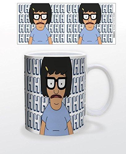 Pyramid America Bobs Burger Tina uhhhhhhhhhhhhh Kaffee Tasse