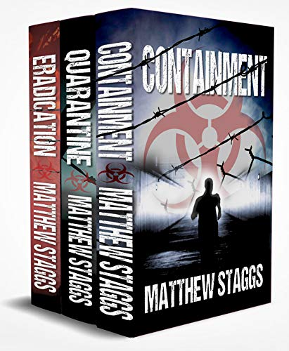 Containment: The Complete Series by [Matthew Staggs]