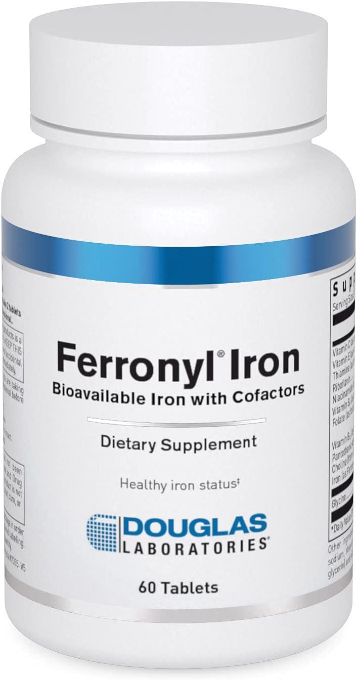 Regular discount Douglas Mesa Mall Laboratories - Ferronyl with Iron C Carbonyl Vitamin