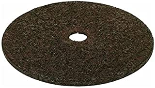 Rocky Mountain Tree Mulch Ring Weed Preventer - Recycled Heavy Duty Rubber - Mower Safe - No landscape staples needed - Textured for natural look - Equal water seepage to tree - Easy install (30-inch)