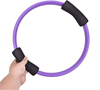 Exercise Fitness Body Massage Loop Pilates Ring Magic Circle Dual Grip Sporting Goods Yoga Ringlose Weight Equipment