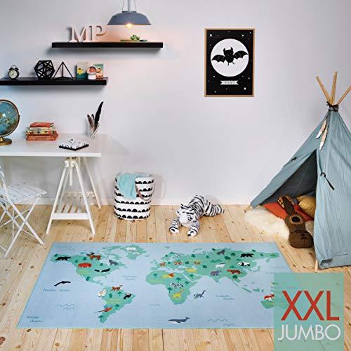 Carpet Studio Alfombra Infantil Suave Tacto Niño