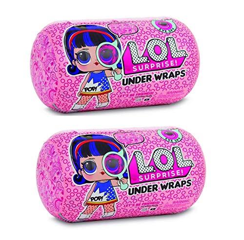 Bundle 2 LOL Surprise Serie 4 Under Wraps