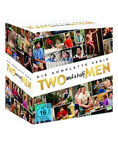 Two and a Half Men Komplettbox [40 DVDs] (exklusiv bei Amazon.de)