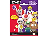 K'nex Super Mario Series 5 Blind Bags - 1 Supplied at Random (Se distribuye desde el Reino Unido)