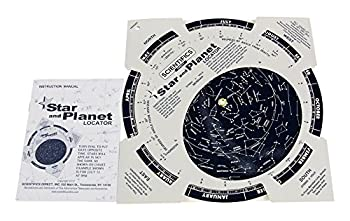 Scientifics Direct Famous Star and Planet Locator and Star Guide