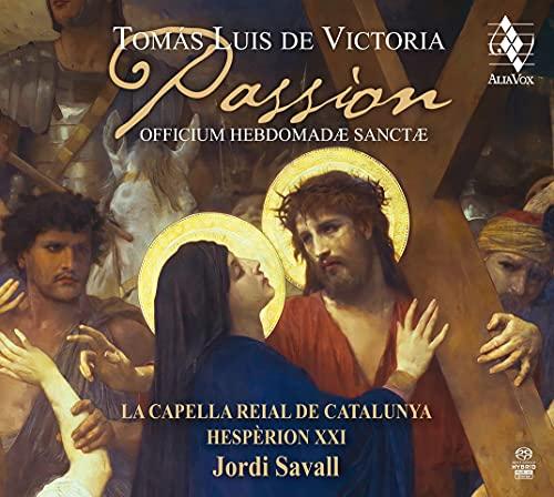 Passion:Officium Hebdomadae Sanctae
