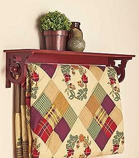 Deluxe Wooden Shelf/Rack