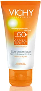 VICHY CAPITAL SOLEIL 50 SPF UVB UVA VERY HIGH PROTECTION