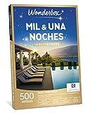 WONDERBOX Caja Regalo - MIL & UNA Noches INOLVIDABLES - 500 hoteles en España y Europa para Dos Personas.