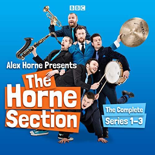 Couverture de Alex Horne Presents The Horne Section: The Complete Series 1-3