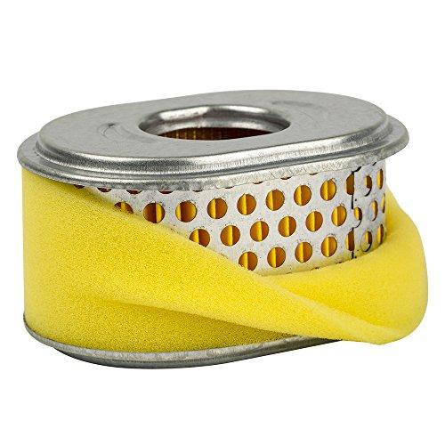 Beehive Filter Luftfilter passt für GX110 GX120 Motor Neu Aftermarket Ersetzen # 17210-ZE0-822, 17210-ZE0-820, 17210-ZE0-505