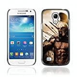 CelebrityCase Polycarbonate Hard Back Case Cover for Samsung Galaxy S4 MINI ( Sparta Warrior Abs Muscle )