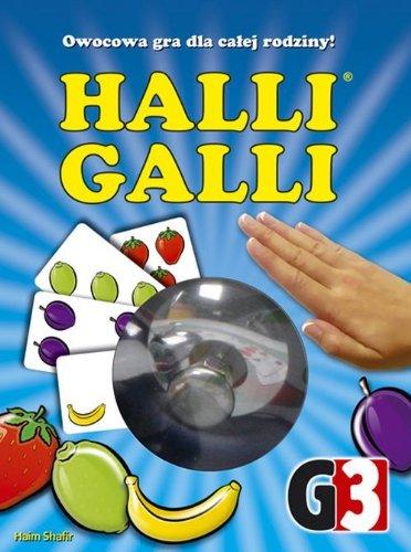 Halli Galli: Owocowa gra dla calej rodziny