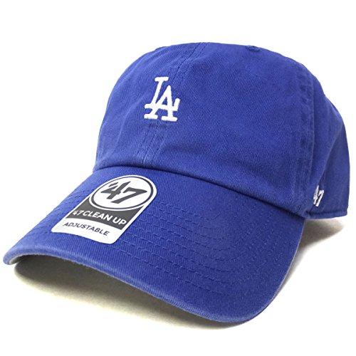 (フォーティーセブンブランド) 47 brand キャップ ロサンゼルス・ドジャース ロイヤルブルー/ホワイト CLEAN UP