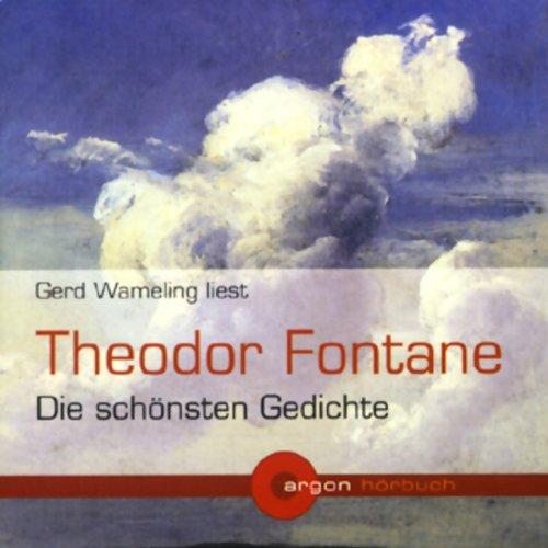 Theodor Fontane - Die schönsten Gedichte Titelbild