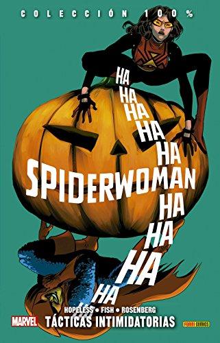 Spiderwoman 5. Tácticas intimidatorias