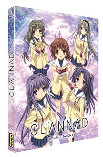 Clannad, saison 1 [Blu-ray] [FR Import]