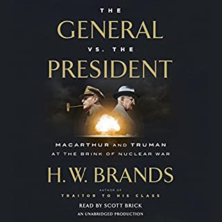 The General vs. the President cover art