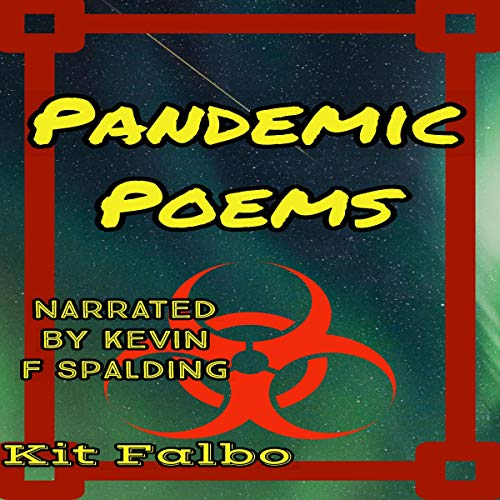 Pandemic Poems audiobook cover art