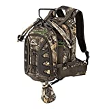 Insights Hunting 9201 The Shift Heavy Duty Outdoor Hiking Fishing Hunting Backpack with TS3 Gear System for Crossbow & Rifle, Realtree Edge Camouflage