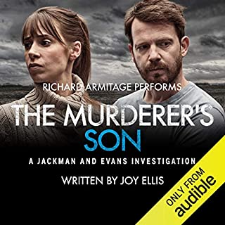 The Murderer's Son audiobook cover art