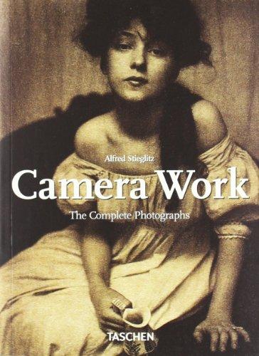 Stieglitz: Camera Work (ANCIENS TITRES - KO) (German, English and French Edition)