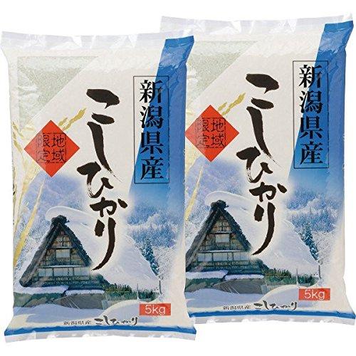新潟県産コシヒカリ(10kg) [BLN-5-2] [その他]