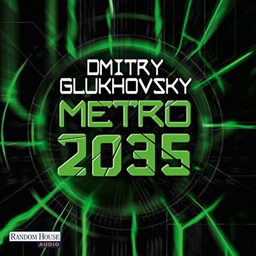 Metro 2035 (Metro 3) audiobook cover art