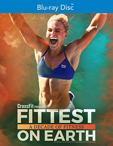 Fittest on Earth: A Decade of Fitness [Blu-ray]