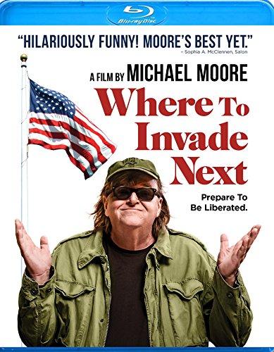 Where to Invade Next [Blu-ray]
