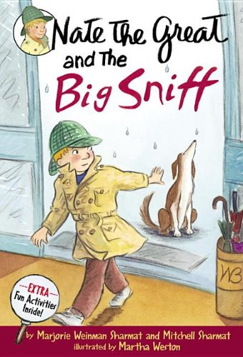 Nate the Great and the Big Sniff (Nate the Great Detective Stories)