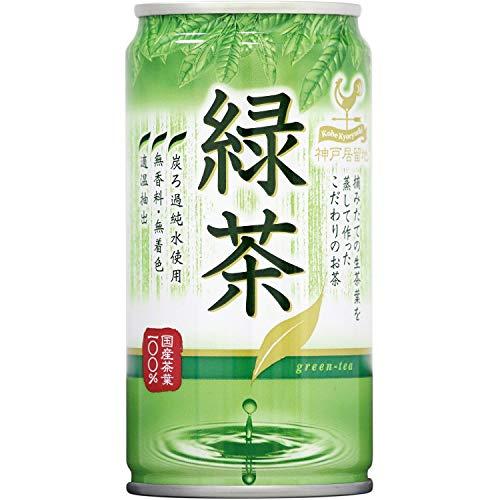 富永貿易 神戸居留地 緑茶(185g*30本入)