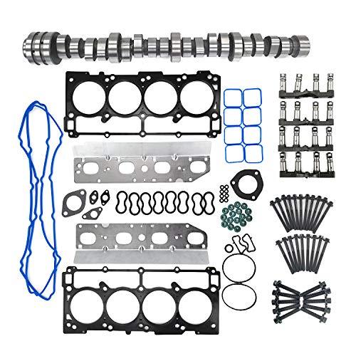 Dimaier 53021726AE Set of MDS 5.7L HEMI Lifters Camshaft Gasket Kits for Chrysler Dodge Ram Jeep 2009-2019 53021726AD