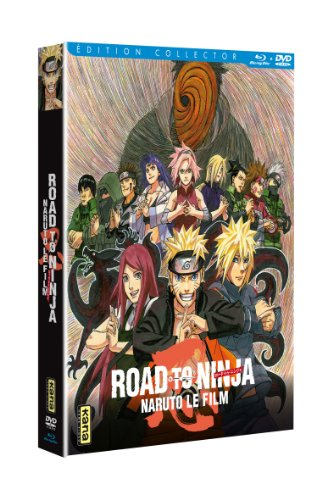 Naruto Shippuden-Le Film : Road to Ninja [Édition Collector Blu-Ray + DVD]