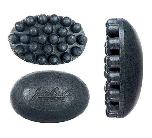 Jack Black, Charcoal Body Bar Massaging Soap, 4.75 oz 1