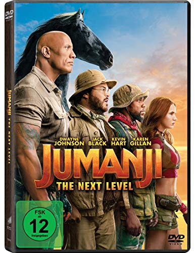 Jumanji: The Next Level - DVD