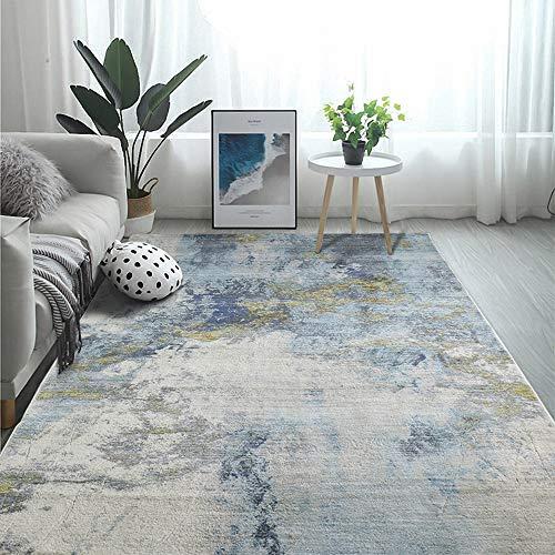 YX-lle Home Tappeto moderno a pelo lungo, per soggiorno, soggiorno, corridoio, casa, 15 mm, 160 x 230 m