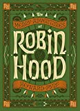 The Merry Adventures of Robin Hood (Barnes & Noble Leatherbound Children's Classics) by Howard Pyle (2016-08-07)