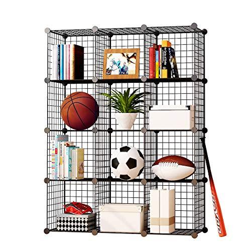wire bookcase - 9