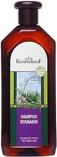 Kräuterhof Shampoo Natur Haare Pflege Haarpflege Rosmarin, fettiges Haar, 500 ml