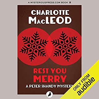 Rest You Merry audiobook cover art