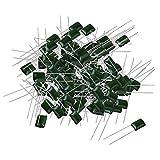 BQLZR Green Capacitors Electric Guitar or Amplifier 0.022U / 2A223J Pack of 50
