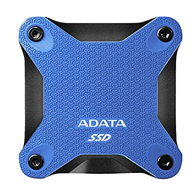 ADATA SD600Q 3D NAND USB3.2 Ultra-Speed External Solid State Drive Read up to 440 MB/s