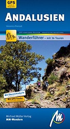 Andalusien MM-Wandern: Wanderführer mit GPS-Daten