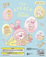 [オフィシャル] カカオフレンズ - 日本エディション ちびアピーチ うさぎ&ひよこ カプセルトイ エッグ缶バッジ KAKAO FRIENDS - JAPAN EDITION Chibi Apeach Usagi&Hiyoko Capsule Toy Egg Badge