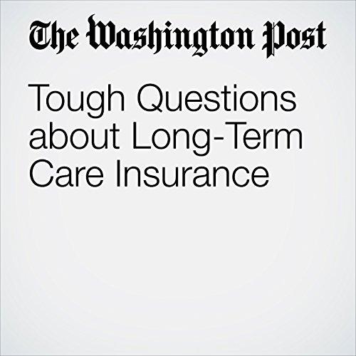 Tough Questions about Long-Term Care Insurance cover art