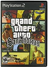 Grand Theft Auto San Andreas for Playstation 2