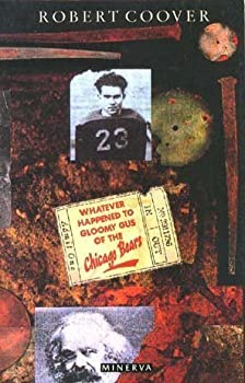 Whatever Happened to Gloomy Gus of the Chicago Bears? (Collier Fiction Series) 0020427816 Book Cover