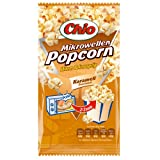 Popcorn Caramello pronti in 2/3 minuti Popcorn Microonde 2...
